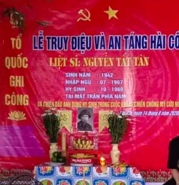 Xúc động cảnh Mẹ Việt Nam anh hùng 110 tuổi khóc nức nở khi đón nhận hài cốt con là liệt sỹ - Ảnh 5.