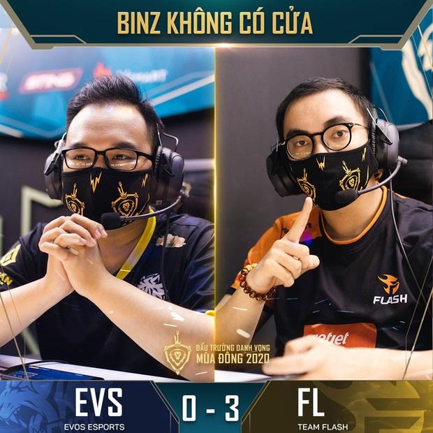 Đánh bại đối thủ yếu nhất ĐTDV mùa Đông 2020, Team Flash tìm lại được cảm giác chiến thắng sau hai thất bại liên tiếp - Ảnh 4.