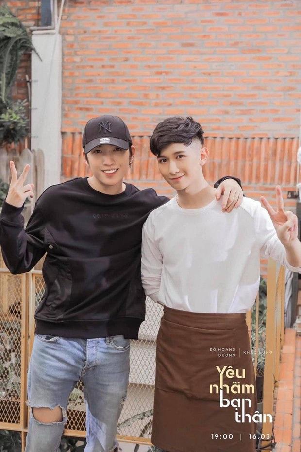 Đỗ Hoàng Dương và Cody (UNI5) bất ngờ nên duyên ở web drama đam mỹ, Việt Nam sắp có hàng hot cạnh tranh 2gether? - Ảnh 4.