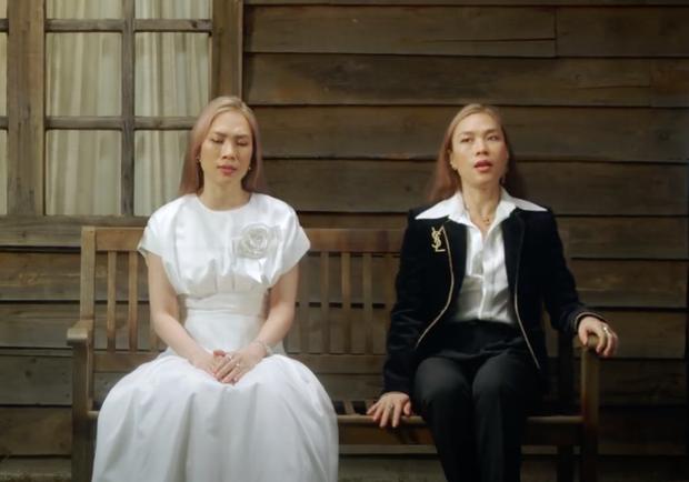 MV Đúng Cũng Thành Sai ám lên cả phong cách thời trang của Mỹ Tâm mất rồi, toàn đồ hiệu mà chị mặc lên thấy sai quá chừng - Ảnh 9.