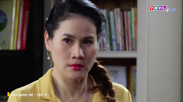 Vua Bánh Mì bản Việt: Hết tẩy trắng tiểu tam đến drama gia đấu nhức não, may còn có diễn xuất vớt vát không là toang - Ảnh 5.