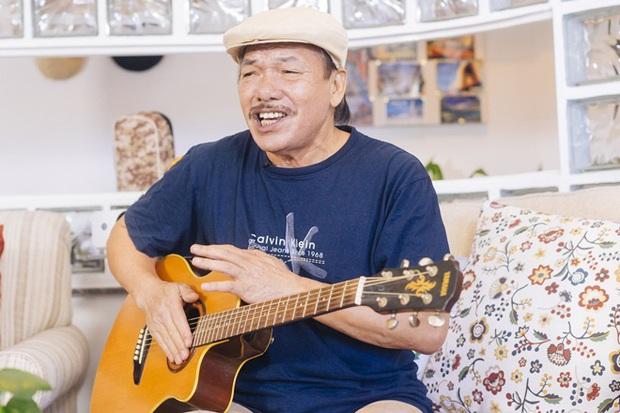 Nhạc sĩ Trần Tiến phát hiện bị ung thư vòm họng giai đoạn 4 - Ảnh 2.