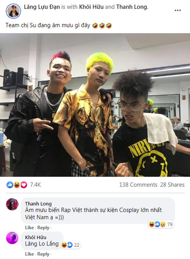 Học trò Suboi đồng loạt cosplay team Wowy, chính chủ hoang mang không hiểu gì! - Ảnh 3.