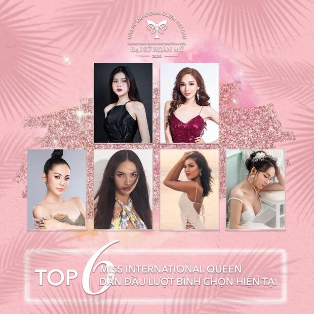 Hai thí sinh có hồ sơ đặc biệt của Hoa hậu Chuyển giới Việt Nam 2020 - Ảnh 7.