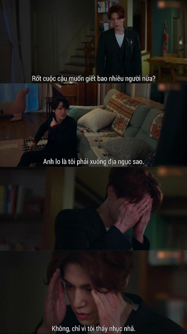 Netizen thích thú khi sểnh ra là Kim Bum lại cà khịa anh trai Lee Dong Wook ở Bạn Trai Tôi Là Hồ Ly - Ảnh 6.