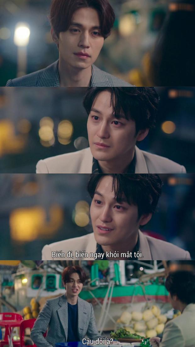 Netizen thích thú khi sểnh ra là Kim Bum lại cà khịa anh trai Lee Dong Wook ở Bạn Trai Tôi Là Hồ Ly - Ảnh 4.