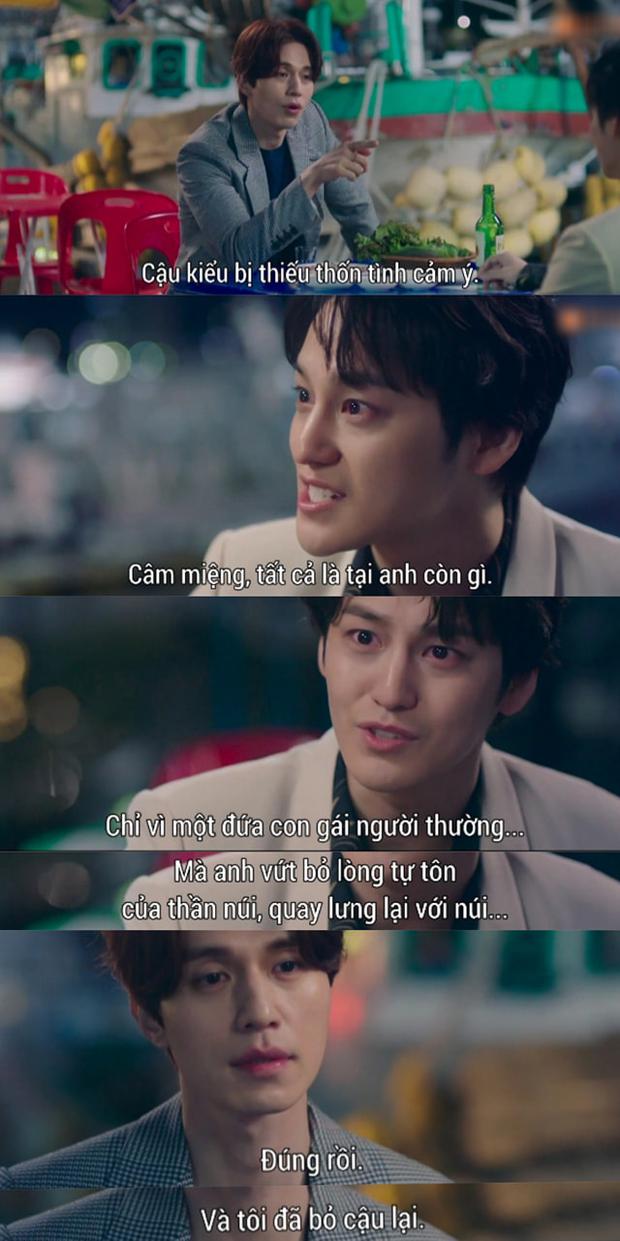 Netizen thích thú khi sểnh ra là Kim Bum lại cà khịa anh trai Lee Dong Wook ở Bạn Trai Tôi Là Hồ Ly - Ảnh 5.
