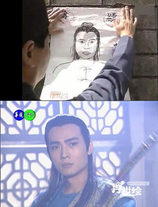Nhìn ảnh truy nã ở phim Trung chỉ muốn khóc thét: Triệu Lệ Dĩnh quê trớt, Lâm Tâm Như mặt chù vù ong đốt - Ảnh 6.