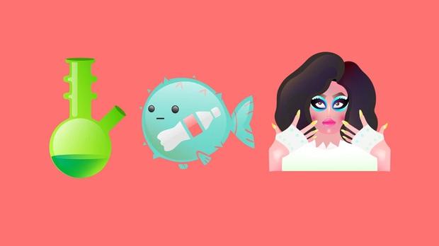 GenZ đang sử dụng emoji rất kỳ quặc nhưng lại cực kỳ sáng tạo - Ảnh 3.