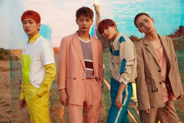 30 nhóm nhạc nam hot nhất hiện nay: Ông hoàng BIGBANG trở lại, BTS và nhóm nam đông dân nhà SM cạnh tranh quyết liệt - Ảnh 8.