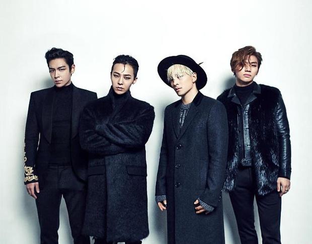 30 nhóm nhạc nam hot nhất hiện nay: Ông hoàng BIGBANG trở lại, BTS và nhóm nam đông dân nhà SM cạnh tranh quyết liệt - Ảnh 10.