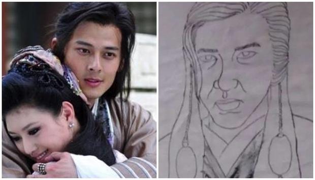 Nhìn ảnh truy nã ở phim Trung chỉ muốn khóc thét: Triệu Lệ Dĩnh quê trớt, Lâm Tâm Như mặt chù vù ong đốt - Ảnh 8.