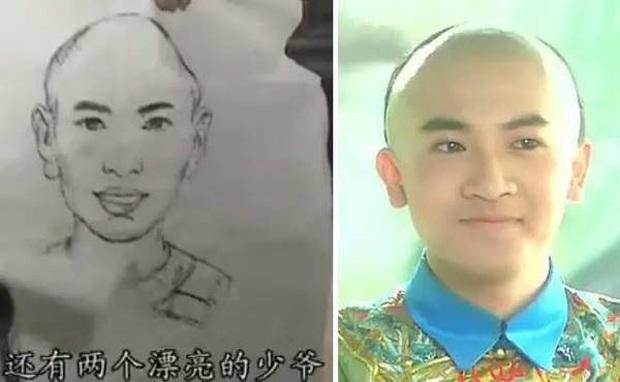 Nhìn ảnh truy nã ở phim Trung chỉ muốn khóc thét: Triệu Lệ Dĩnh quê trớt, Lâm Tâm Như mặt chù vù ong đốt - Ảnh 4.