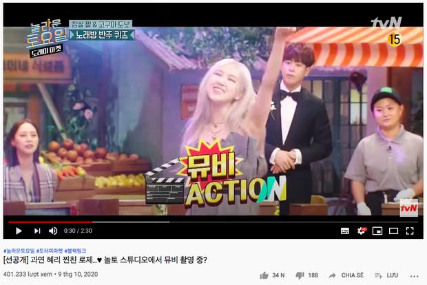 Netizen bỗng nền tính khen Rosé (BLACKPINK) có giọng độc đáo, không còn chua như chanh khi cover hit của đàn chị Park Bom - Ảnh 3.