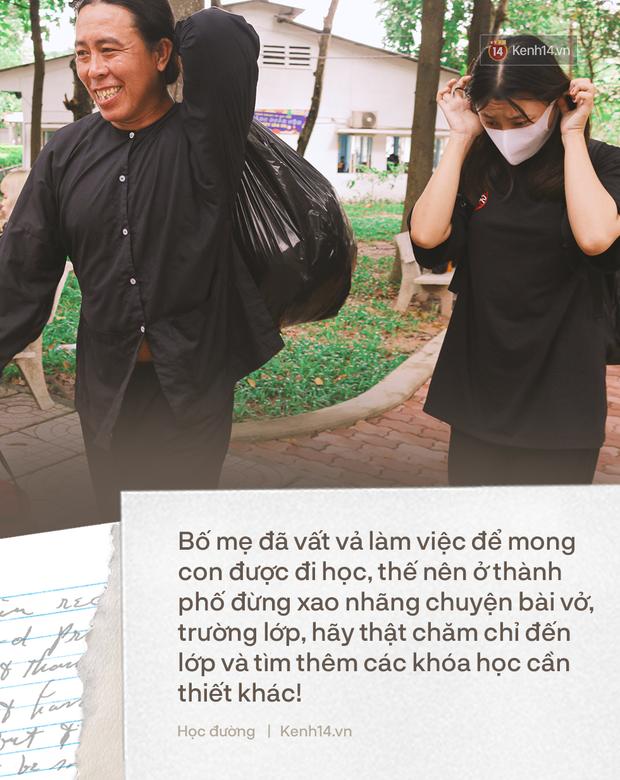 18 tuổi, tân sinh viên lần đầu lên thành phố: Trên đó dù có vui quá nhưng đừng quên gọi về nhà cho bố mẹ - Ảnh 8.