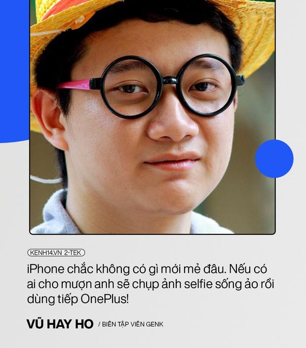 Trước ngày ra mắt, chuyên gia, reviewer làng công nghệ Việt nói gì về iPhone 12? - Ảnh 3.