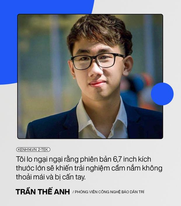 Trước ngày ra mắt, chuyên gia, reviewer làng công nghệ Việt nói gì về iPhone 12? - Ảnh 9.