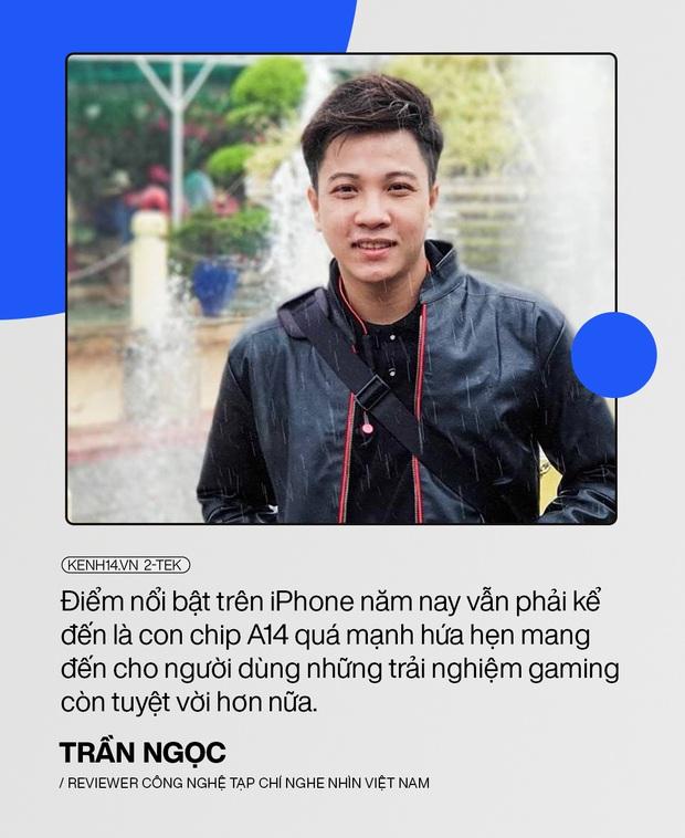 Trước ngày ra mắt, chuyên gia, reviewer làng công nghệ Việt nói gì về iPhone 12? - Ảnh 17.