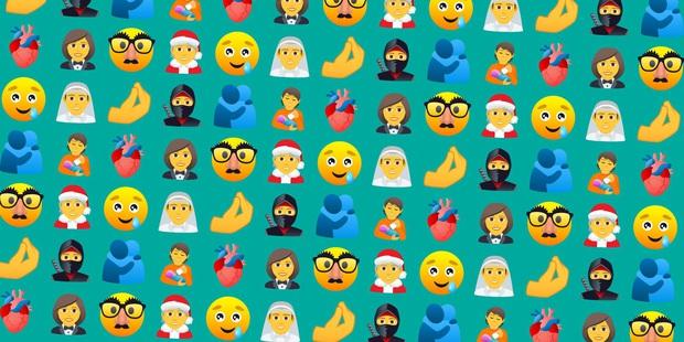 GenZ đang sử dụng emoji rất kỳ quặc nhưng lại cực kỳ sáng tạo - Ảnh 1.