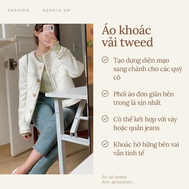 """5 kiểu áo khoác nàng nào cũng nên có trong mùa lạnh, """"hô biến"""" style lên hạng tức thì - Ảnh 5."""