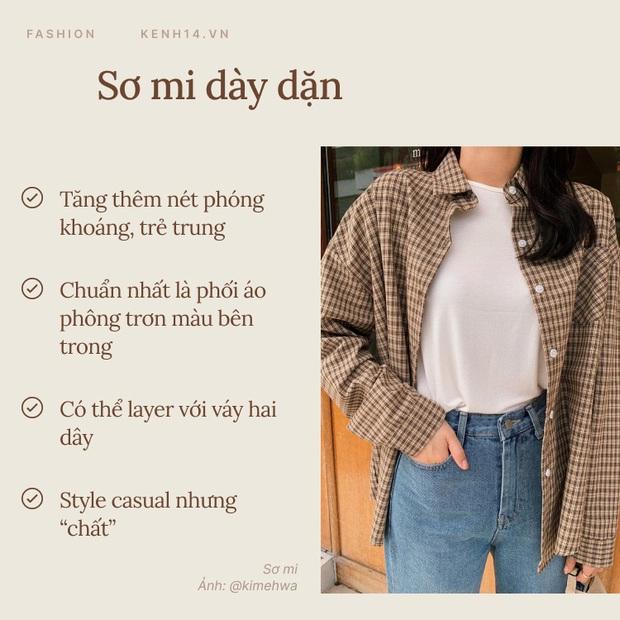 """5 kiểu áo khoác nàng nào cũng nên có trong mùa lạnh, """"hô biến"""" style lên hạng tức thì - Ảnh 9."""