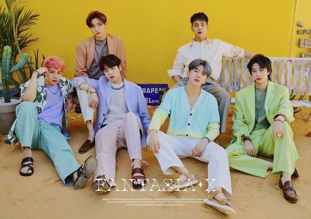 30 nhóm nhạc nam hot nhất hiện nay: Ông hoàng BIGBANG trở lại, BTS và nhóm nam đông dân nhà SM cạnh tranh quyết liệt - Ảnh 11.