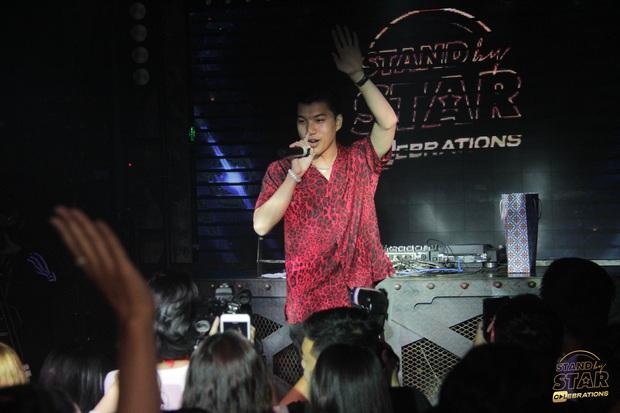 Dàn gà chiến của Rap Việt và King Of Rap chạm mặt nhau, Ricky Star, Lăng LD, Yuno Bigboi, Duy Andy có màn battle sớm! - Ảnh 7.