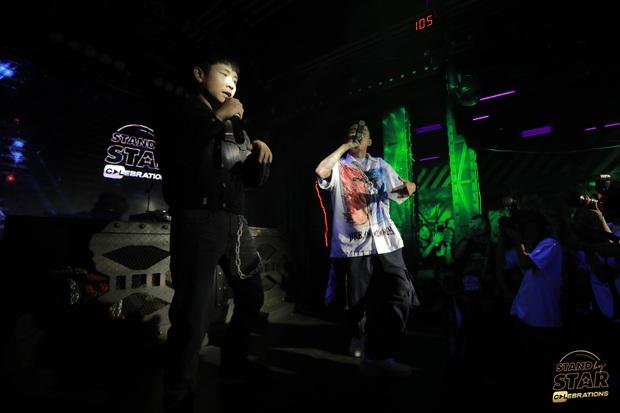 Dàn gà chiến của Rap Việt và King Of Rap chạm mặt nhau, Ricky Star, Lăng LD, Yuno Bigboi, Duy Andy có màn battle sớm! - Ảnh 6.