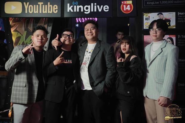 Dàn gà chiến của Rap Việt và King Of Rap chạm mặt nhau, Ricky Star, Lăng LD, Yuno Bigboi, Duy Andy có màn battle sớm! - Ảnh 1.
