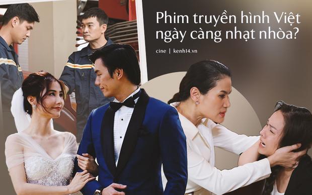 Chất phim truyền hình Việt dần nhạt nhòa: Lỗ hổng trong nỗ lực đổi gu khán giả? - Ảnh 1.