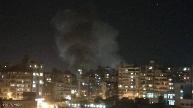 Lại xảy ra một vụ nổ ở thủ đô Beirut của Lebanon  - Ảnh 1.