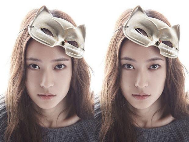 Thử photoshop lông mày cong cho sao Hàn: IU thực sự không hợp, Tzuyu, Seohyun thì nhạc nào cũng nhảy - Ảnh 4.