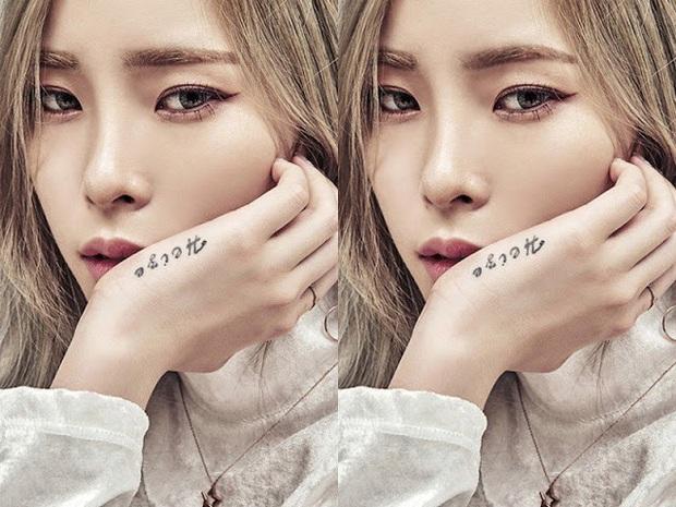 Thử photoshop lông mày cong cho sao Hàn: IU thực sự không hợp, Tzuyu, Seohyun thì nhạc nào cũng nhảy - Ảnh 6.