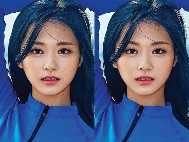 Thử photoshop lông mày cong cho sao Hàn: IU thực sự không hợp, Tzuyu, Seohyun thì nhạc nào cũng nhảy - Ảnh 7.