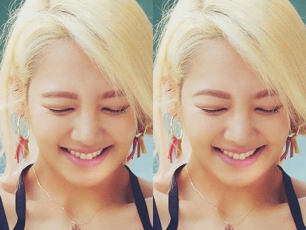 Thử photoshop lông mày cong cho sao Hàn: IU thực sự không hợp, Tzuyu, Seohyun thì nhạc nào cũng nhảy - Ảnh 8.