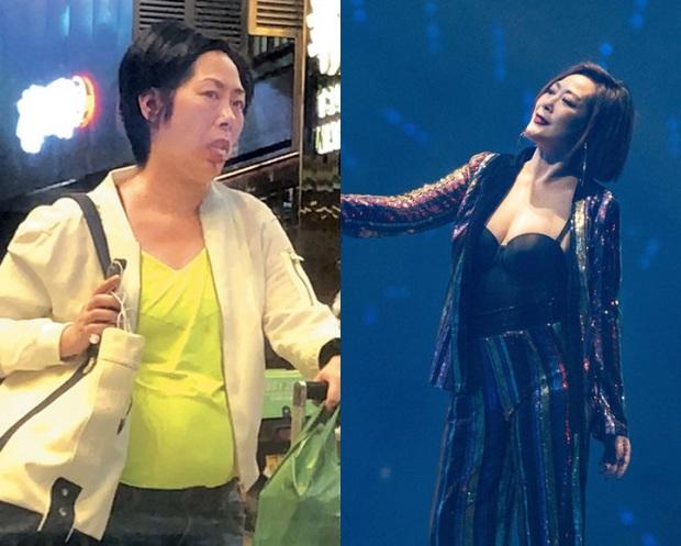 Diva Hong Kong đánh mất sự nghiệp vì sinh con cho sư thầy: Bị người tình ruồng rẫy, đòi tự tử, hết tiền phải ngủ ngoài đường - Ảnh 9.