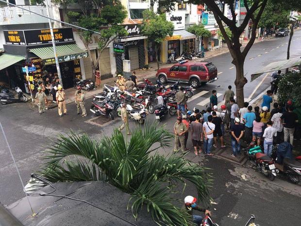 Danh tính người phụ nữ cướp 2,1 tỷ đồng của chi nhánh ngân hàng Techcombank ở Sài Gòn - Ảnh 1.