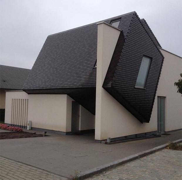 Muốn biết nhà cửa ở đâu dị nhất thế giới, xin mời đến với nước Bỉ! - Ảnh 11.