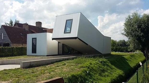 Muốn biết nhà cửa ở đâu dị nhất thế giới, xin mời đến với nước Bỉ! - Ảnh 12.