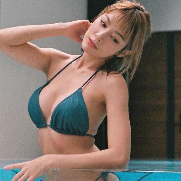 Cô nàng streamer xinh đẹp bất ngờ chuyển hướng làm người mẫu nội y nóng bỏng mắt - Ảnh 3.