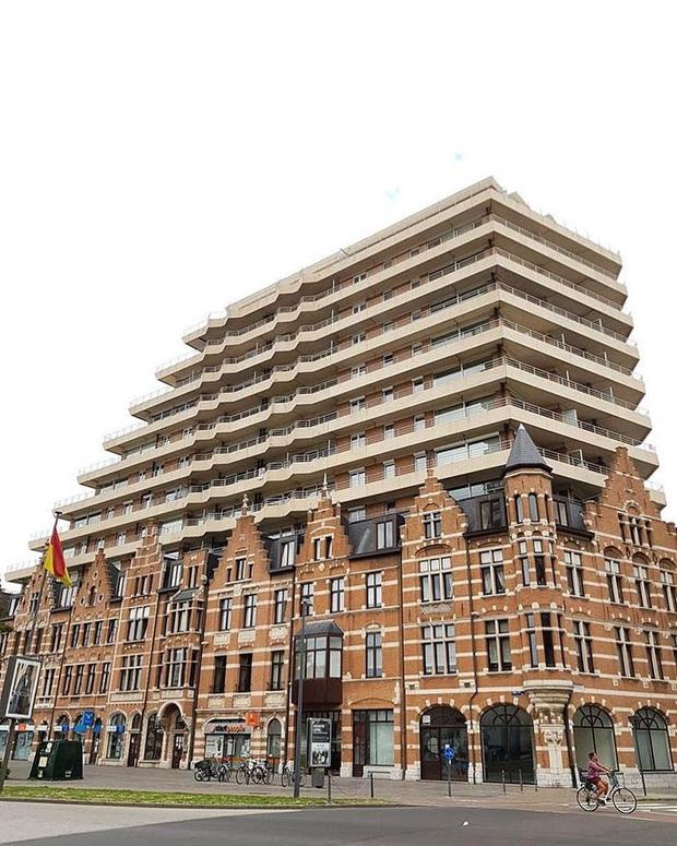 Muốn biết nhà cửa ở đâu dị nhất thế giới, xin mời đến với nước Bỉ! - Ảnh 9.