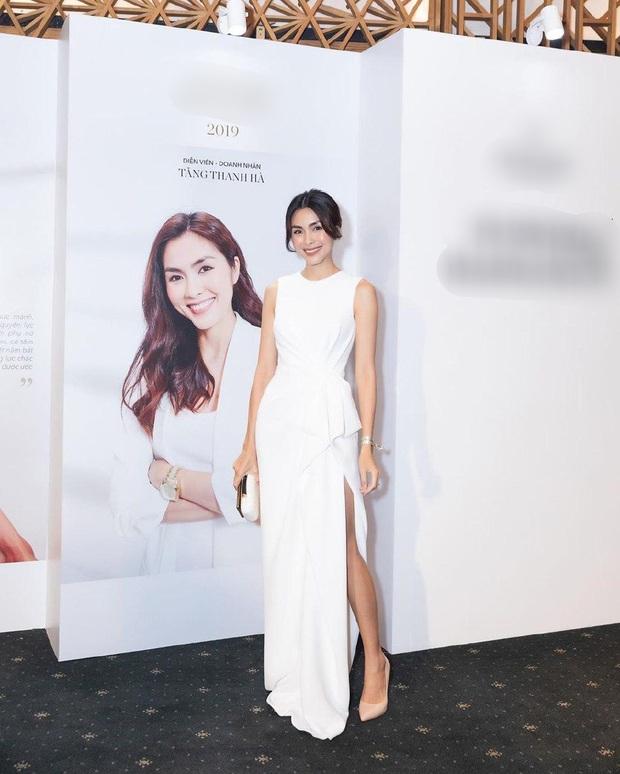 Xỉu ngang vì nhan sắc của Hà Tăng tại sự kiện: Váy trắng đơn giản vẫn đẹp đỉnh cao, fan phải thốt lên Ôi nữ thần! - Ảnh 6.