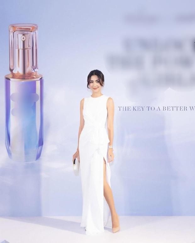 Xỉu ngang vì nhan sắc của Hà Tăng tại sự kiện: Váy trắng đơn giản vẫn đẹp đỉnh cao, fan phải thốt lên Ôi nữ thần! - Ảnh 5.