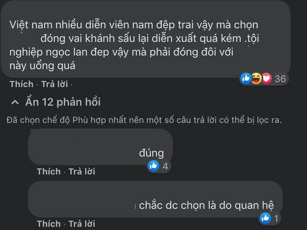Trương Thanh Long bị fan Trói Buộc Yêu Thương chê xấu và chỉ hợp đóng bụi đời - Ảnh 6.