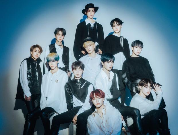 30 nhóm nhạc nam hot nhất hiện nay: Ông hoàng BIGBANG trở lại, BTS và nhóm nam đông dân nhà SM cạnh tranh quyết liệt - Ảnh 7.