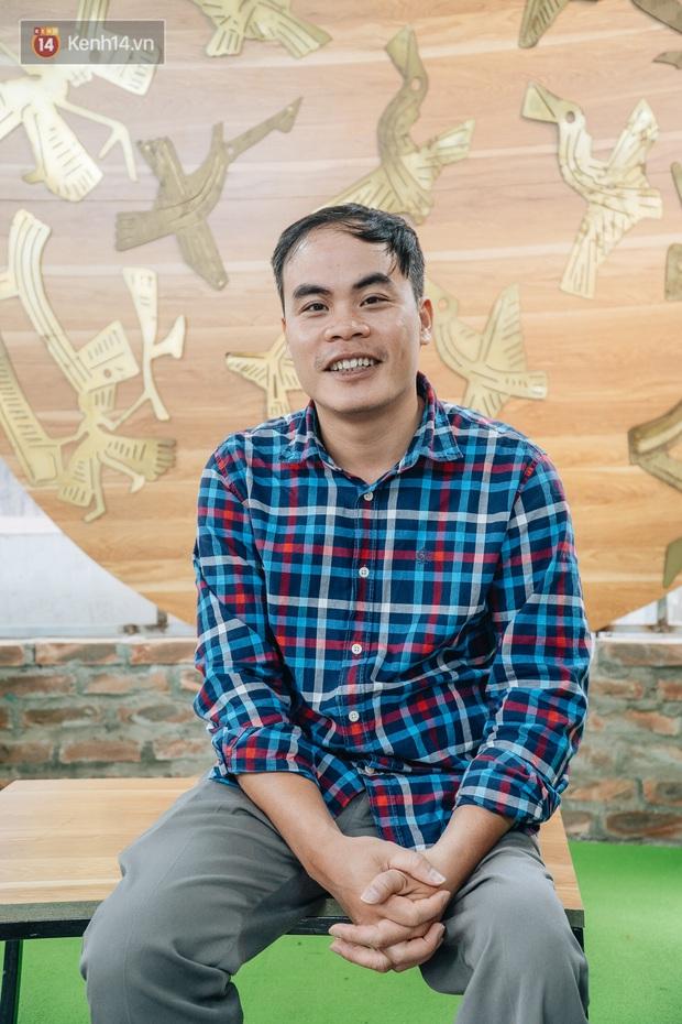 Anh giám đốc đặt tên Vụn cho doanh nghiệp, đi hết 17 phường của quận Hà Đông để chiêu mộ người khuyết tật biến rác thành vàng - Ảnh 7.