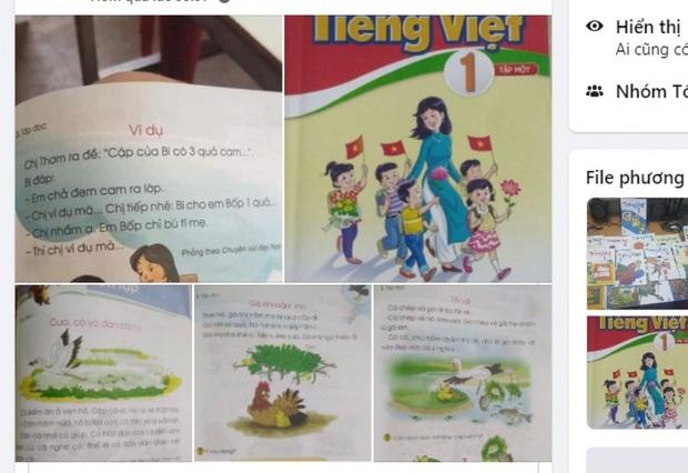 Bộ GD-ĐT yêu cầu kiểm tra nội dung sách giáo khoa Tiếng Việt lớp 1  - Ảnh 1.