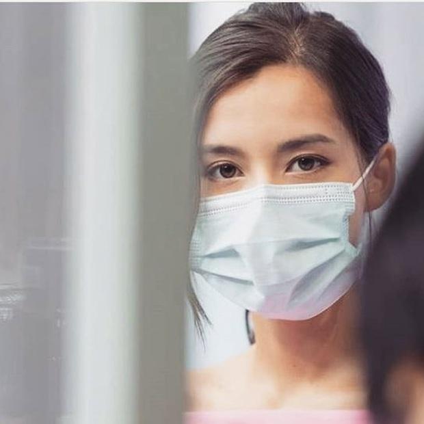 Hoa hậu Hong Kong 2020 đẹp nhất nhiều năm qua: Tiên nữ lai Âu - Á chỉ cao 1m60, không thạo tiếng Hong Kong và hoàn toàn mù mịt về showbiz - Ảnh 6.