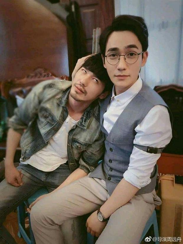 Rộ tin cặp đôi Trấn Hồn tái hợp, netizen không chúc mừng còn tố Chu Nhất Long lợi dụng Bạch Vũ  - Ảnh 4.