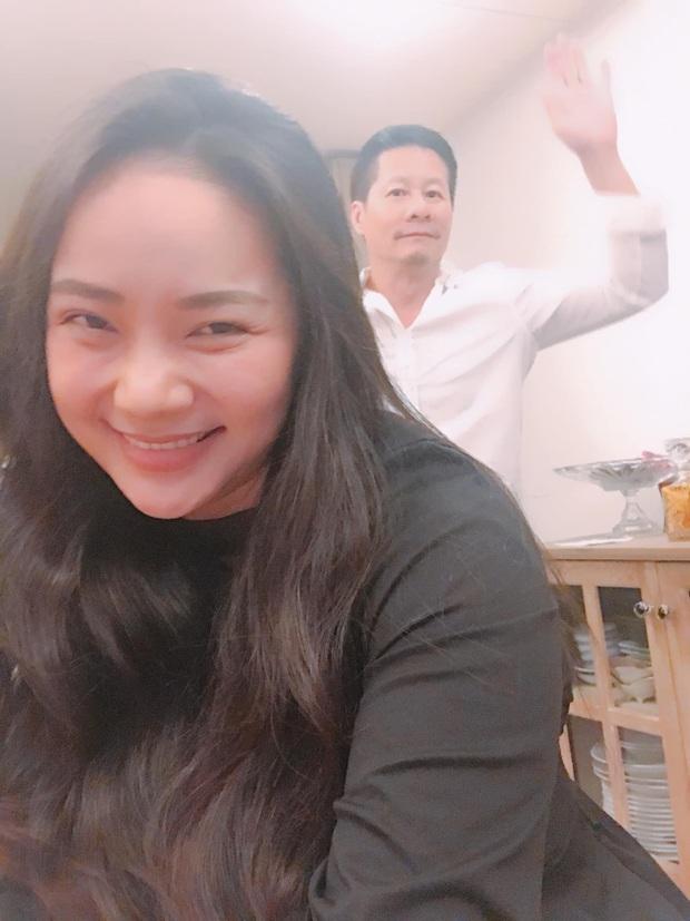 Chồng đại gia lên tiếng khi Phan Như Thảo bị body shaming: Vợ mập là tại chồng con, yêu thương và hy sinh chính là em - Ảnh 4.